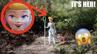 I FOUND BO PEEP IN REAL LIFE! *Toy Story 4*