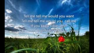 Locked Away - Rock City ft. Adam Levine LYRIC Video  (Would you still love me the same?)