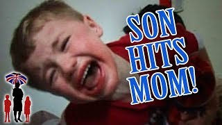 Supernanny | Mom Lets Son Hit & Abuse Her