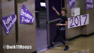 LaMelo Ball Handles the game like a PRO 27 Points and sits out the 4th!