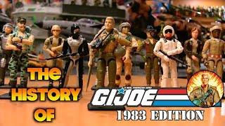 The History of GI Joe: A Real American Hero (1983 Edition)