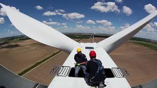 Ohio Wind Turbines: beautiful and sometimes annoying