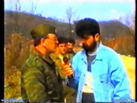 Agresori Miladin Brstojevic Vojska RS Bratunac 93