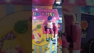 #ambiencemall #Hellokitty #gamezone #masti #funcity #gurgaon #mall