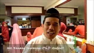 """Video Pendek : """"Buka Bersama Ramadan ala Mahasiswa di Gent, Belgia"""""""