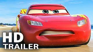 CARS 3 - Trailer 2 Deutsch German (2017)