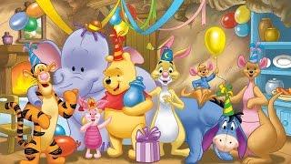 Disneys  My Friend Tigger And Pooh Christmas Movie English