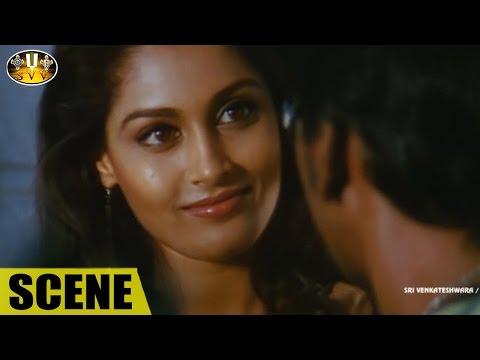Snigdha Akolkar & Raghava Love Scene || Rajadhi Raja Movie