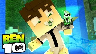 Minecraft: WHO'S YOUR FAMILY? - O BEBÊ BEN 10 SE TRANSFORMOU NO AQUÁTICO!!