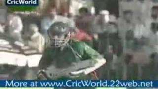 Shakib Al Hasan's 108 vs Pakistan