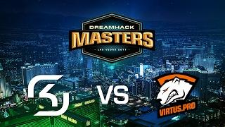 SK-Gaming vs. Virtus.Pro - Cobblestone - Grand-final - DreamHack Masters Las Vegas 2017