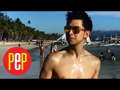 Why Derrick Monasterio likes sleeping in the nude