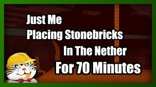Literally Just Placing Stone For 70 Minutes (Not Clickbait)