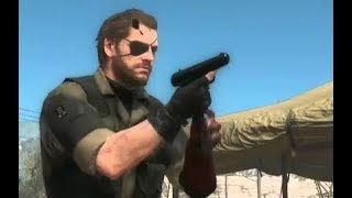 Metal Gear Solid 5 - All Weapons and Equipment