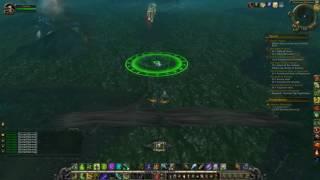World of Warcraft Slippery Stormrays Fishing Legion World Quest Guide