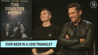 Sibling rivalry: Dave and James Franco | The Disaster Artist | Time Out London