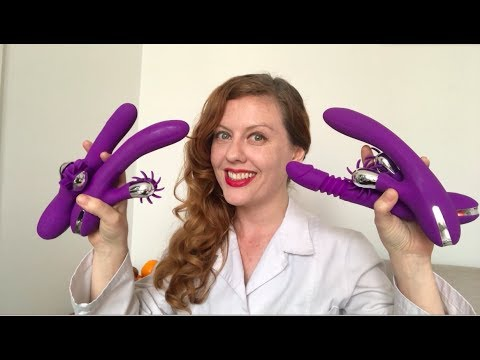 Xxx Mp4 Fun Function Bunny Funny Sex Toy Review By Venus O 39 Hara 3gp Sex