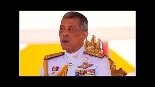 News The king of Thailand was given $30 billion for being a royal