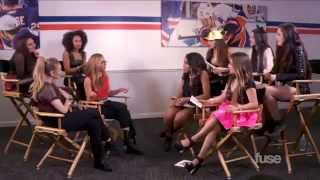 Fuse Fifth Harmony interview Little Mix