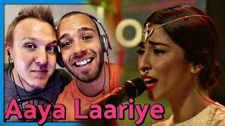 Aaya Laariye, Meesha Shafi & Naeem Abbas Rufi, Episode 4, Coke Studio Season 9 | Reaction by RnJ