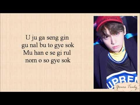 BTS (방탄소년단) - DNA (EASY LYRICS)