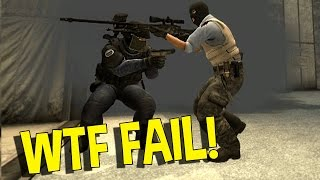CS:GO FUNNY MOMENTS - BIGGEST SNIPER FAIL EVER, ANNOYING GIRLFRIEND & MORE