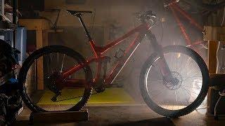PERFECT Whistler Mountain Bike Build - New Bike Day