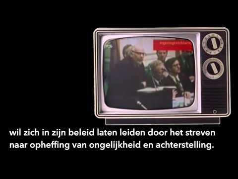 Voor Mark, van de PvdA, de partij van Joop den Uyl