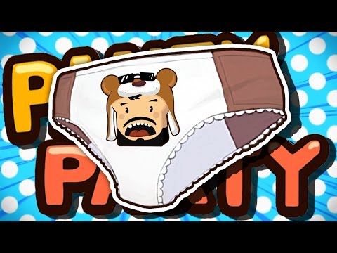 I'M A PANTY IN THIS GAME?! | Panty Party Gameplay