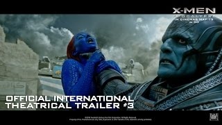 X-Men: Apocalypse [Official International Theatrical Trailer #3 in HD (1080p)]