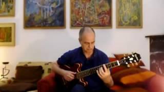 Adiós Nonino (Astor Piazzolla) [guitarra: Raúl R. Monti]