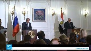 روسيا ترسل وزير خارجيتها ووزير دفاعها إلى القاهرة...لماذا؟