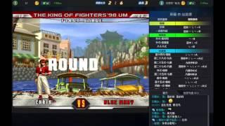 QQ拳皇98UMFE - 韓國-BJ V.S 台灣-包子 - 2015-01-22