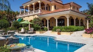 $3 Million Dollar custom river front home