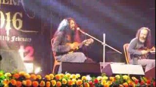 Allah Megh De Paani De by Arko Mukhaerjee Live performance @ Haldia Institute Of Technology,2k16