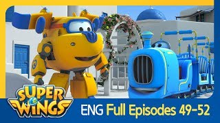 [Super Wings] Full Episodes 49~52(ENG)