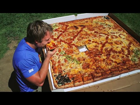 Furious World Tour | Biggest, Best and Most Famous Eats in NYC, Vegas and LA | Furious Pete