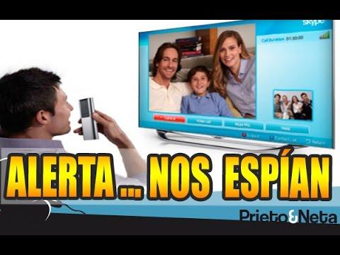 ALERTA CUIDADO !!! Las teles de Samsung espían tus conversaciones !!!