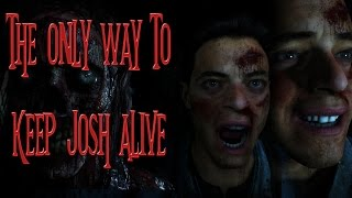 'Until Dawn' –The Only Way To Keep Josh Alive