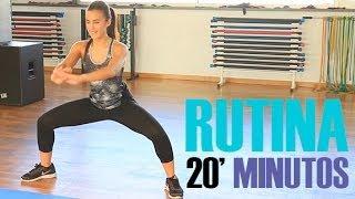 Rutina ejercicios para tonificar el cuerpo | 20 minutos