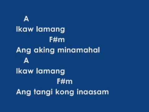 Ikaw Lamang Lyrics And Chords - Silent Sanctuary - PlayItHub Largest ...