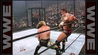 Elimination Chamber Match: SummerSlam 2003