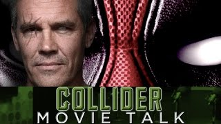 Josh Brolin Cast as Cable in Deadpool 2 - Collider Movie Talk