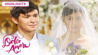 Dolce Amore: Serena marries Gian Carlo