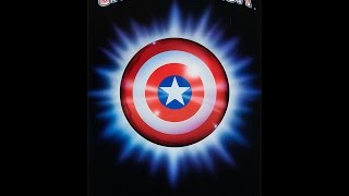 Captain America 1990 Film Review