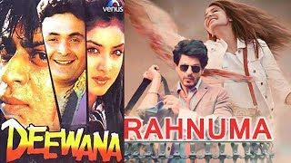 All Movies of Shahrukh Khan | Deewana to Jab Harry Met Sejal