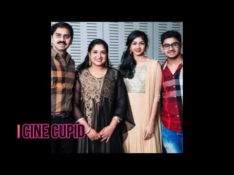 Actor Vijayakumar's Daughter Anitha Vijayakumar Family Photo | Kollywood News | cine cupid