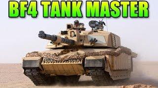 Battlefield 4 Masters: The Best Tank Driver, Bijuu Destroys ALL!