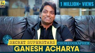 Choreographer Ganesh Acharya   Coolie No. 1   Bajirao Mastani   FC Secret Superstars