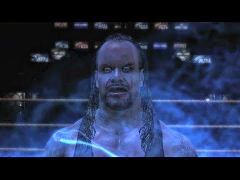 TAKER'S MANIA! WWE SVR 2009 - Undertaker's Road to Wrestlemania - END (WWE Smackdown vs RAW 2009)